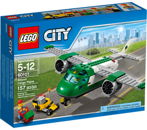 LEGO Airport Cargo Plane Set 60101 Packaging