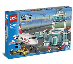 LEGO Airport Set 7894-1 Packaging