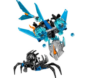 LEGO Akida - Creature of Water Set 71302