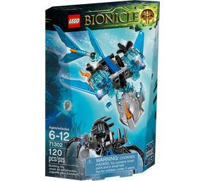LEGO Akida - Creature of Water Set 71302 Packaging