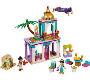 LEGO Aladdin's and Jasmine's Palace Adventures Set 41161