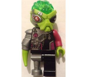 LEGO Alien Android Minifigure