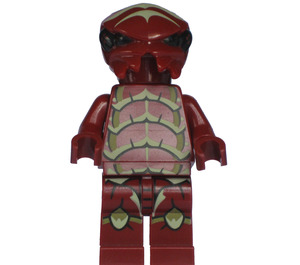 LEGO Alien Buggoid, Dark Red Minifigure