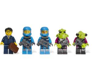 LEGO Alien Conquest Battle Pack Set 853301