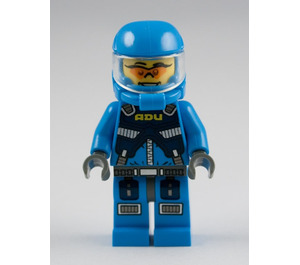 LEGO Alien Defense Unit Soldier 1 Minifigure