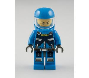 LEGO Alien Defense Unit Soldier 2 Minifigure