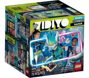 LEGO Alien DJ BeatBox Set 43104 Packaging