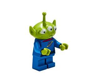 LEGO Alien Minifigur
