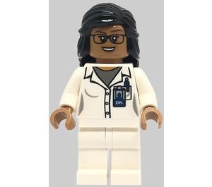 LEGO Allison Miles Minifigure