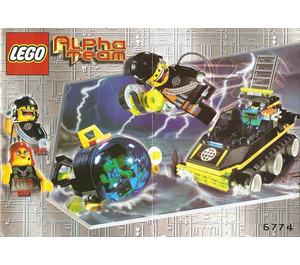 LEGO Alpha Team ATV Set 6774