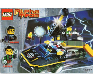 LEGO Alpha Team Bomb Squad Set 6775
