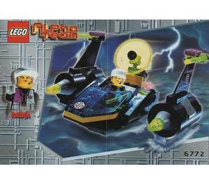 LEGO Alpha Team Cruiser Set 6772