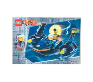 LEGO Alpha Team Cruiser Set 6772 Instructions