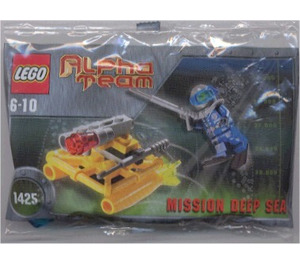 LEGO Alpha Team Jet Sub Set 1425
