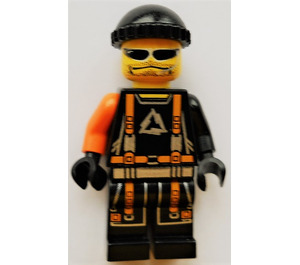LEGO Alpha Team Minifigure