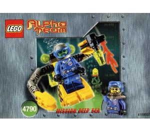 LEGO Alpha Team Robot Diver Set 4790