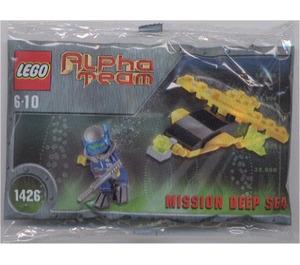 LEGO Alpha Team Wing Diver Set 1426