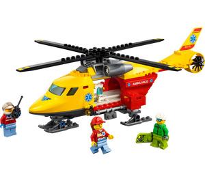 LEGO Ambulance Helicopter Set 60179