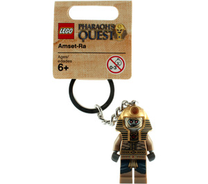 LEGO Amset-Ra Key Chain (853165)