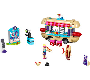 LEGO Amusement Park Hot Dog Van Set 41129