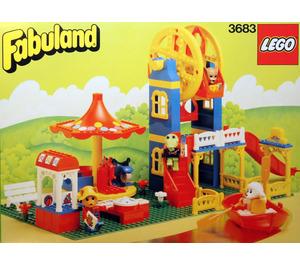 LEGO Amusement Park Set 3683