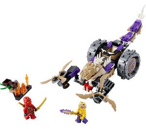 LEGO Anacondrai Crusher Set 70745