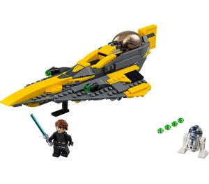 LEGO Anakin's Jedi Starfighter Set 75214