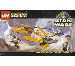 LEGO Anakin's Podracer Set 7131