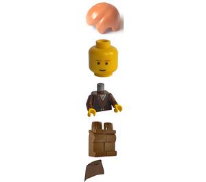 LEGO Anakin Skywalker Adult with Cape Minifigure