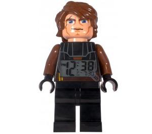 LEGO Anakin Skywalker Minifigure Alarm Clock (9003073)