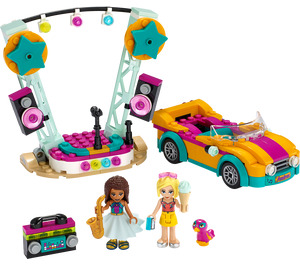 LEGO Andrea's Car & Stage Set 41390