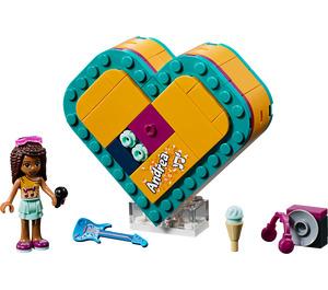 LEGO Andrea's Heart Box Set 41354