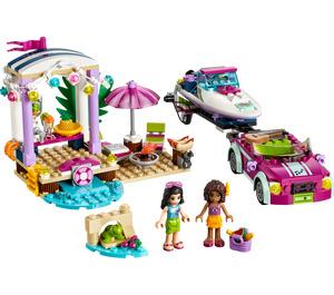 LEGO Andrea's Speedboat Transporter Set 41316