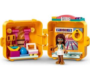 LEGO Andrea's Swimming Cube Set 41671