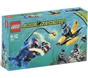 LEGO Angler Ambush Set 7771 Packaging