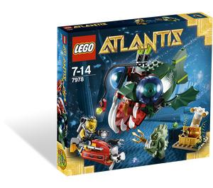 LEGO Angler Attack Set 7978 Packaging