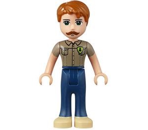 LEGO Angus Minifigure