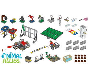 LEGO Animal Allies Set 45802