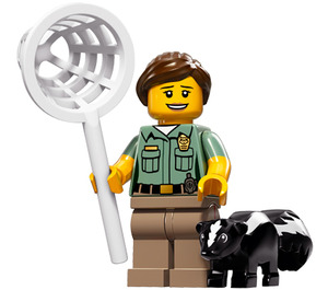 LEGO Animal Control Officer Set 71011-8