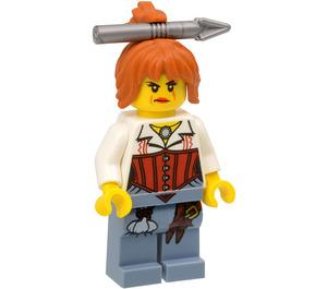 LEGO Ann Lee Minifigure