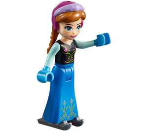 LEGO Anna with Ice Skates Minifigure