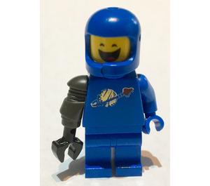 LEGO Apocalypse Benny Minifigure