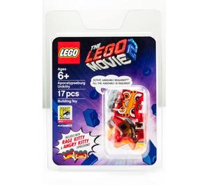 LEGO Apocalypseburg Unikitty Set SDCC2018-3