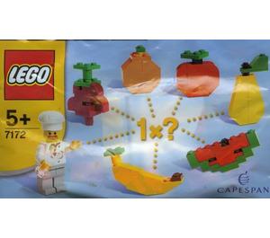 LEGO Apple Set 7172
