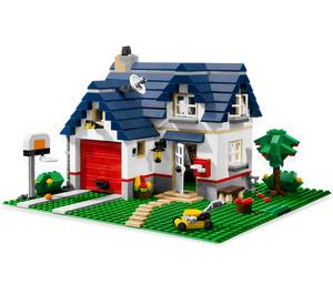 LEGO Apple Tree House Set 5891