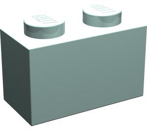 LEGO Aqua Brick 1 x 2 (3004)
