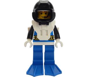 LEGO Aqua Minifigure