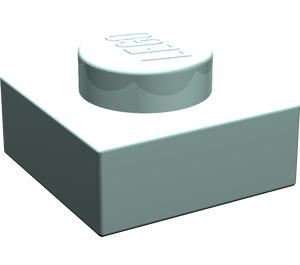 LEGO Aqua Plate 1 x 1