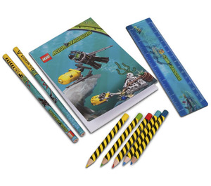 LEGO Aqua Raiders Stationery Set (851954)