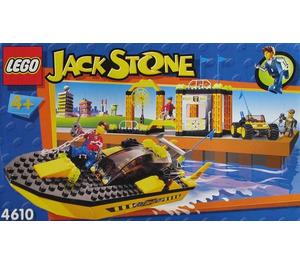 LEGO Aqua Res-Q Super Station Set 4610